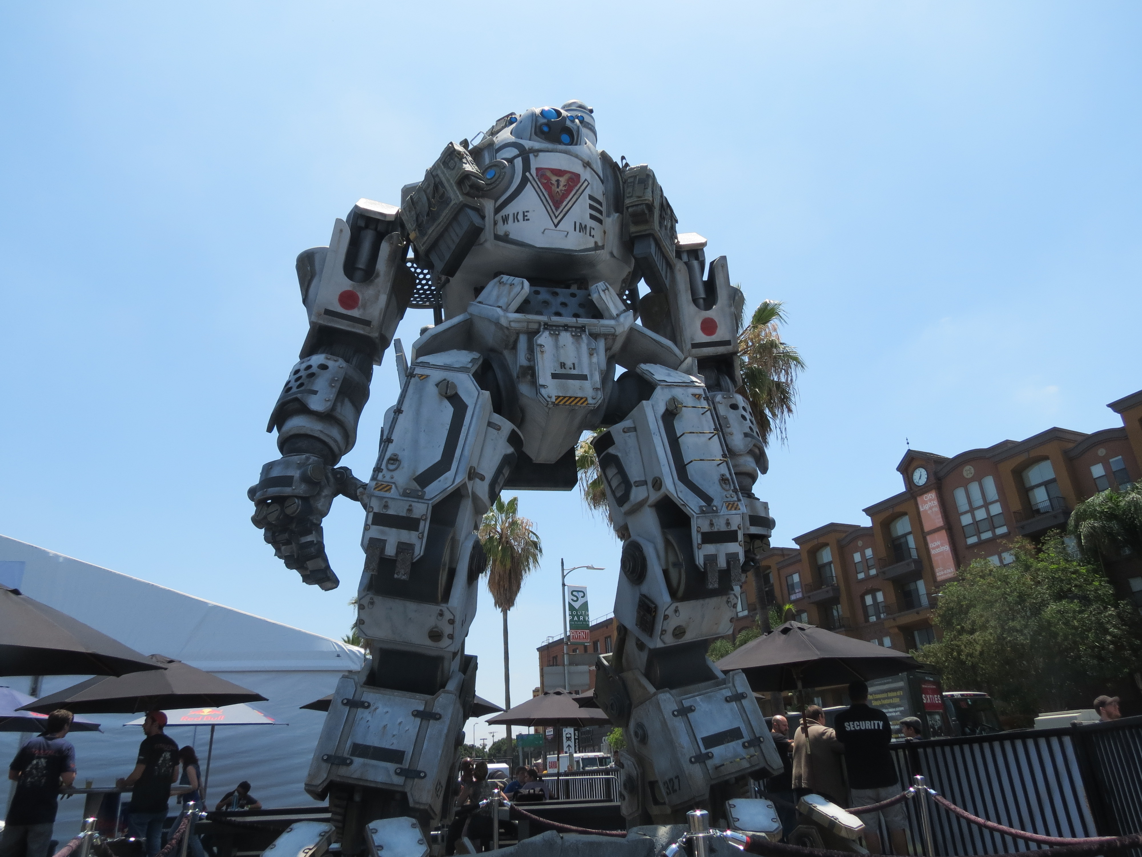 E3 2014 Titanfall Nvidia Game Expo! | Pastrami Nation