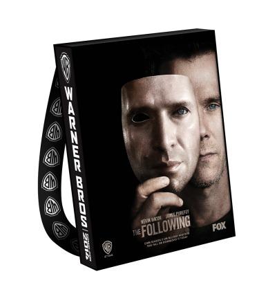 FOLLOWING-THE Comic-Con 2014 Bag