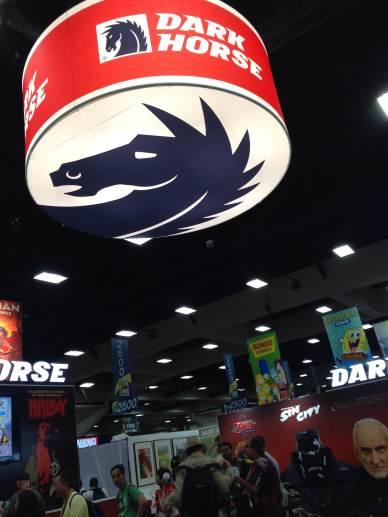Dark Horse Comics. Photo by Nolan P. Smith.