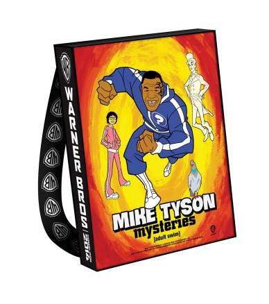 MIKE TYSON MYSTERIES Comic-Con 2014 Bag