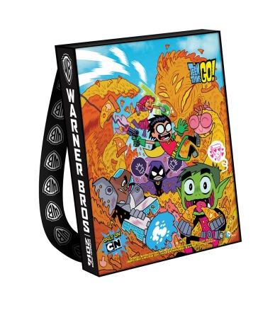 TEEN TITANS GO Comic-Con 2014 Bag