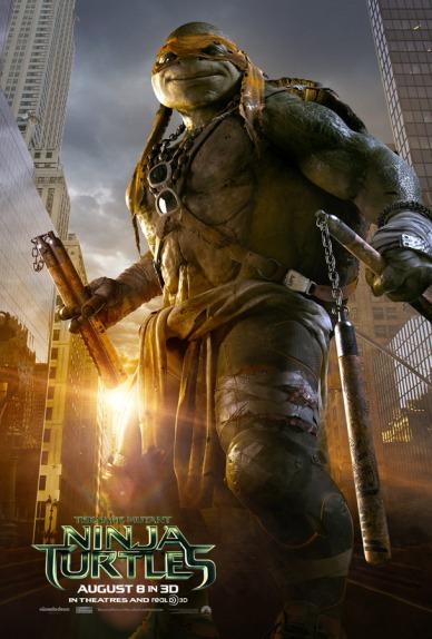 Teenage-Mutant-Ninja-Turtles-TMNT-Poster-Michelangelo