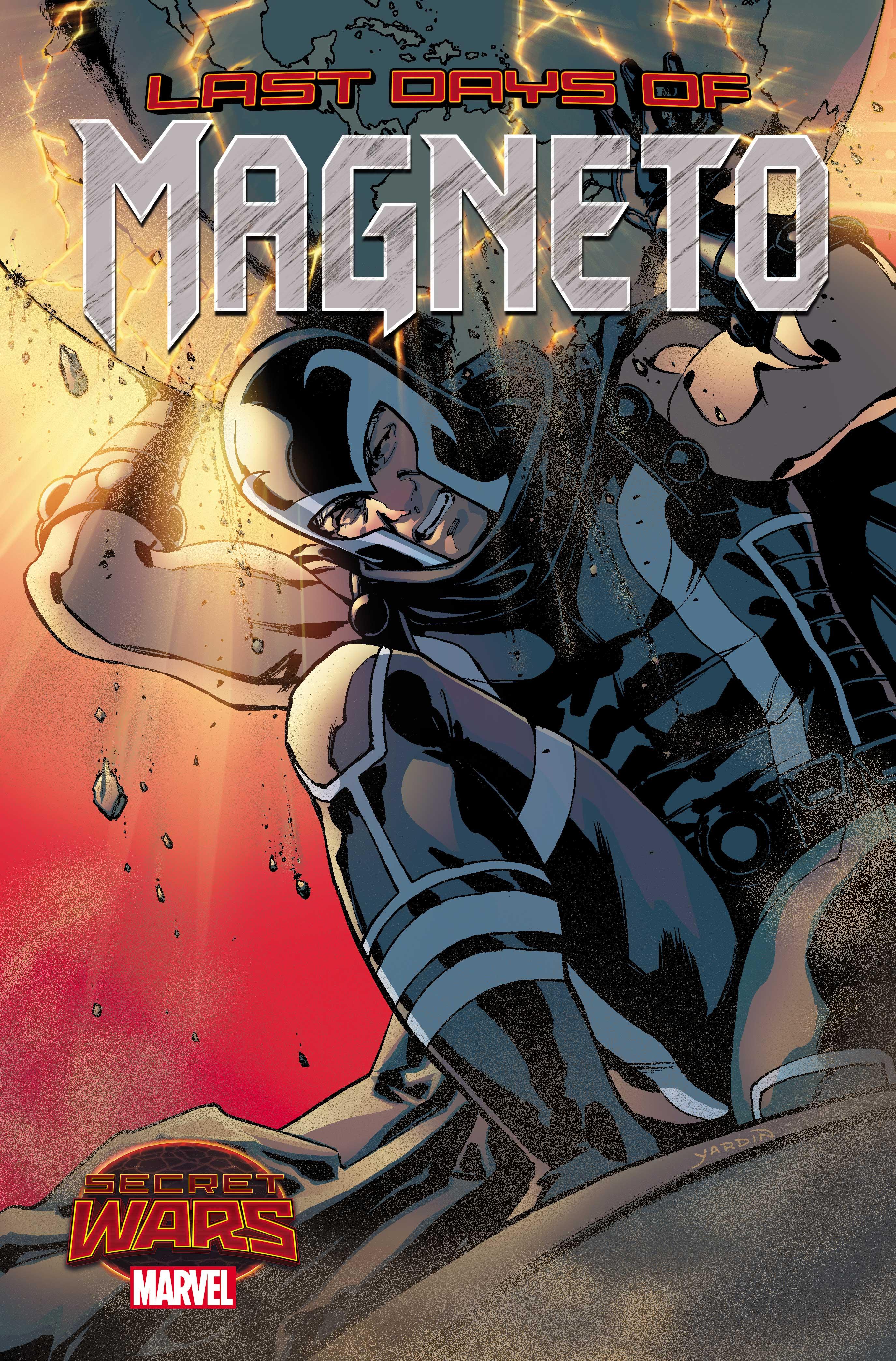 Magneto_18_Cover