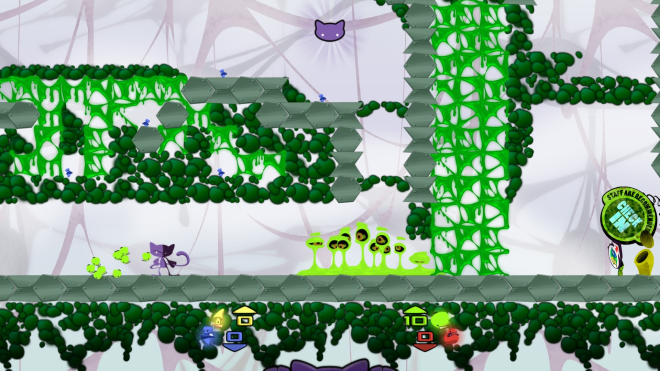 Schrîdinger's Cat and the Raiders of the Lost Quark (3)
