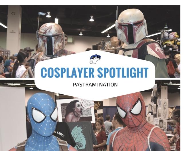Cosplayer Spotlight