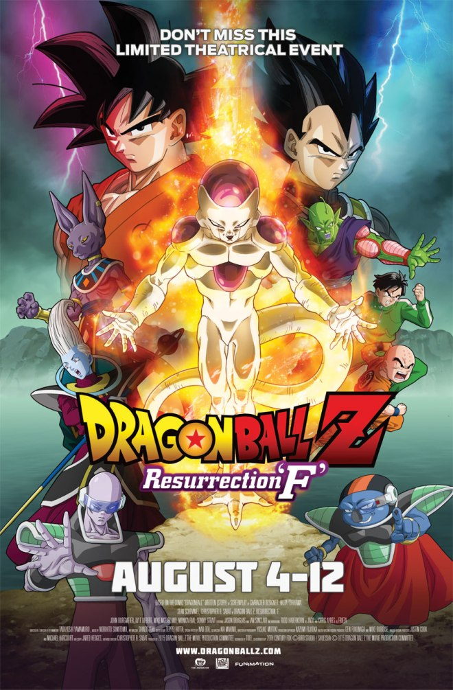 DragonBallZResurrectionF