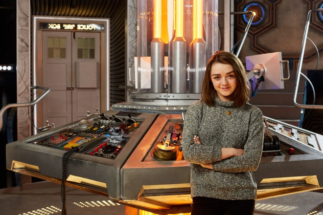 Maisie Williams Photo Credit: © BBC WORLDWIDE LIMITED