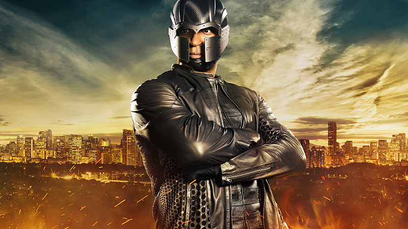 Arrow -- Image Number: AR04_DIGGLE_0001 -- Pictured: David Ramsey as John Diggle -- Photo: -- Diyah Pera/The CW -- © 2015 The CW Network, LLC. All rights reserved.
