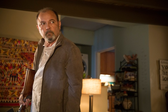 Ruben Blades as Daniel Salazar - Fear The Walking Dead _ Season 1, Episode 3 - Photo Credit: Justina Mintz/AMC