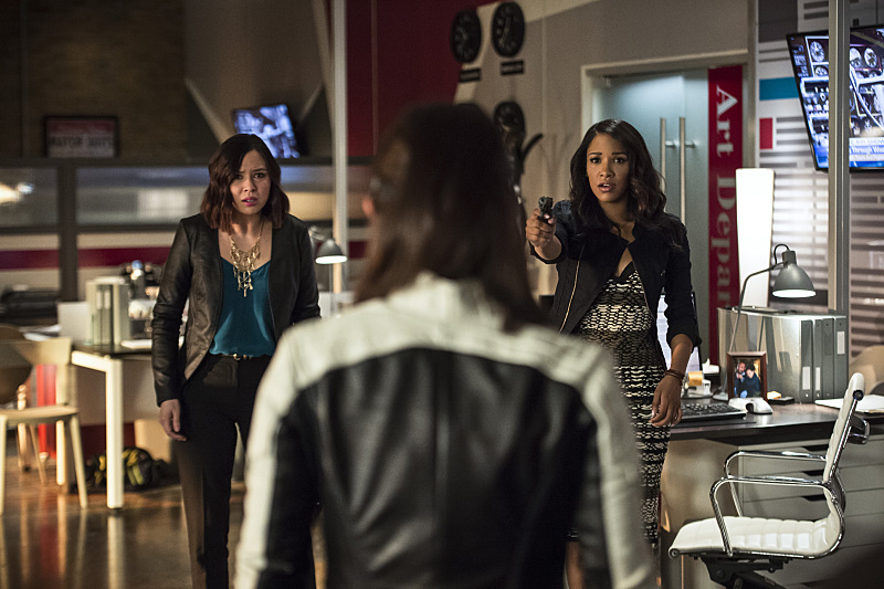 """The Flash -- """"The Darkness and the Light"""" -Photo: Cate Cameron/The CW -- © 2015 The CW Network, LLC. All rights reserved."""
